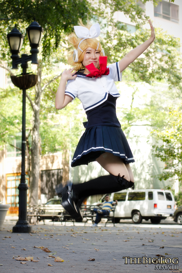 Kagamine Rin (Vocaloid) - Project Diva 2nd