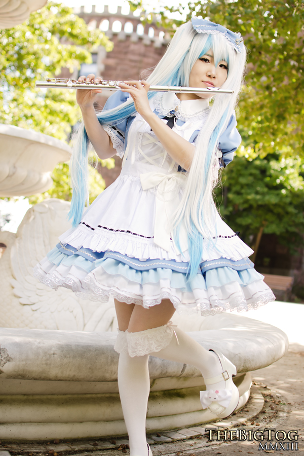 Alice Miku Hatsune - Vocaloid (Alice in Musicland