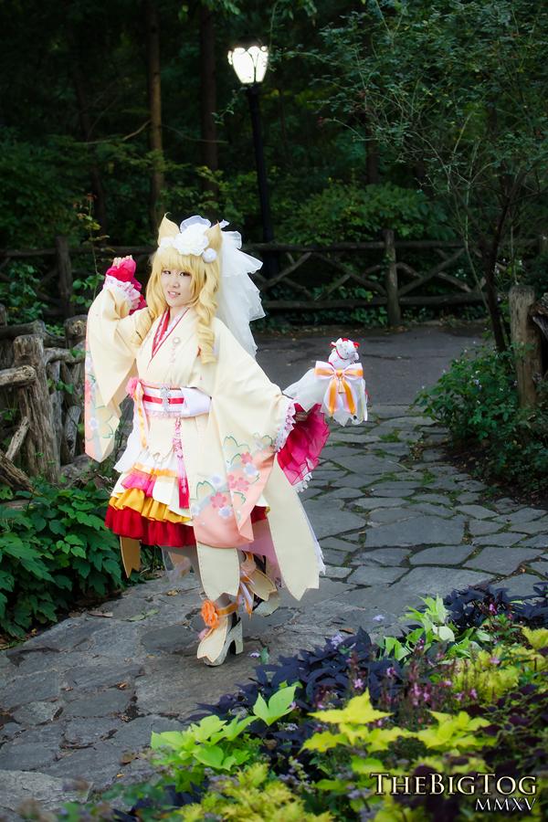 Cosaru - Original Kimono